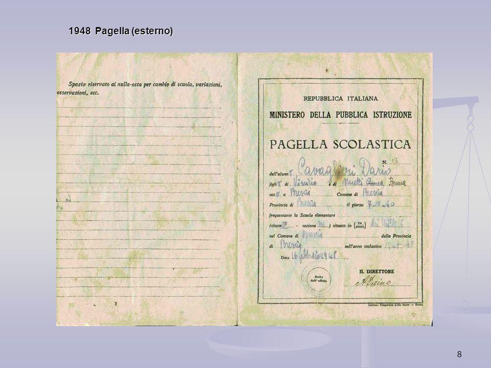 8 1948 Pagella (esterno)