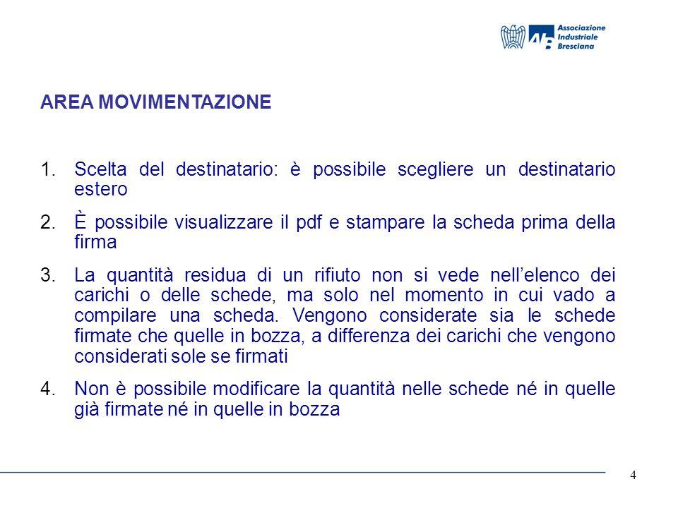www.aib.bs.it 5 1. Scelta del destinatario