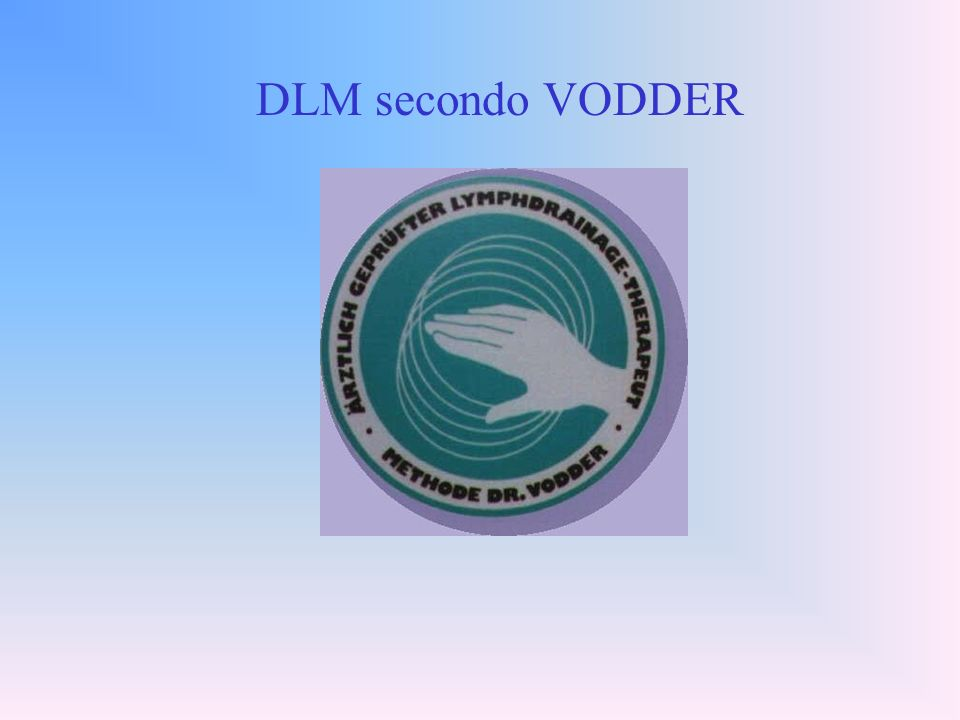 DLM secondo VODDER