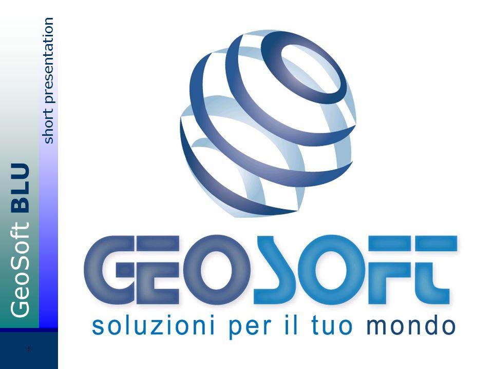 GeoSoft BLU short presentation 1