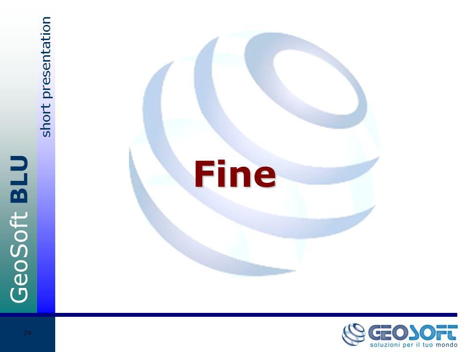 GeoSoft BLU short presentation 29 Fine