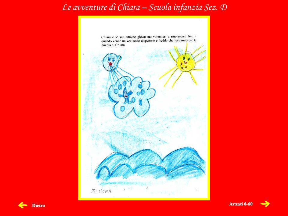 Dietro Le avventure di Chiara – Scuola infanzia Sez. D Avanti 6-60