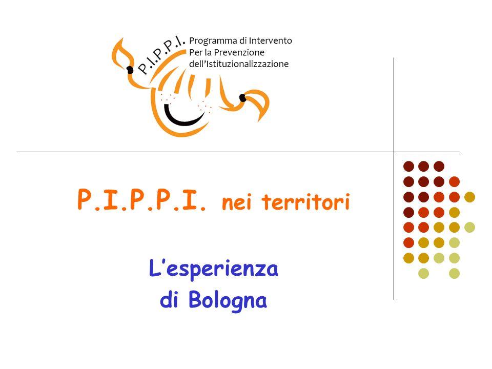 P.I.P.P.I. nei territori Lesperienza di Bologna