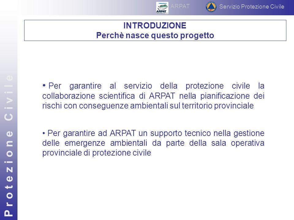 P r o t e z i o n e C i v i l e Servizio Protezione Civile ARPAT 2.