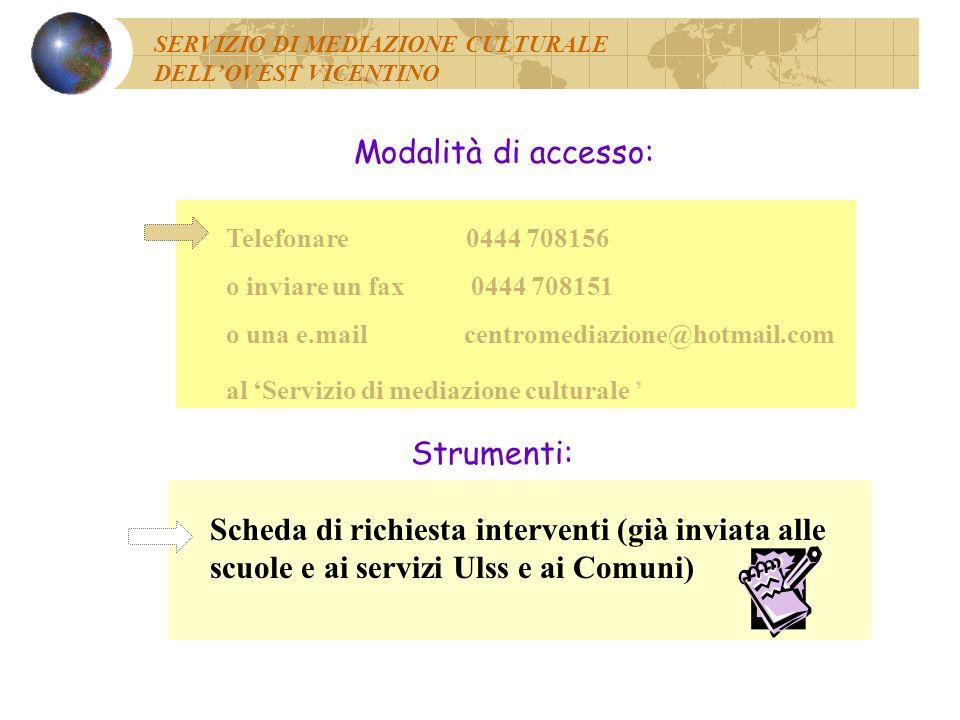 Attività di formazione realizzate: Formazione per operatori Centri educativi Castelgomberto e Trissino 1999 (9 partecipanti, 1 corso, 6 incontri ) For