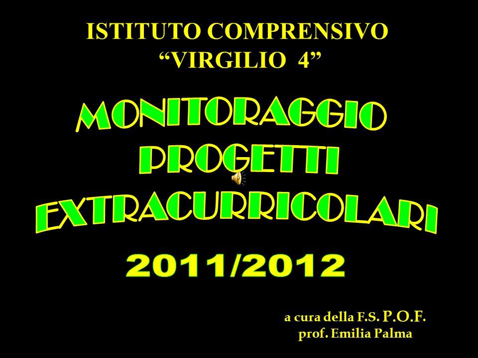 ISTITUTO COMPRENSIVO VIRGILIO 4 a cura della F.S. P.O.F. prof. Emilia Palma