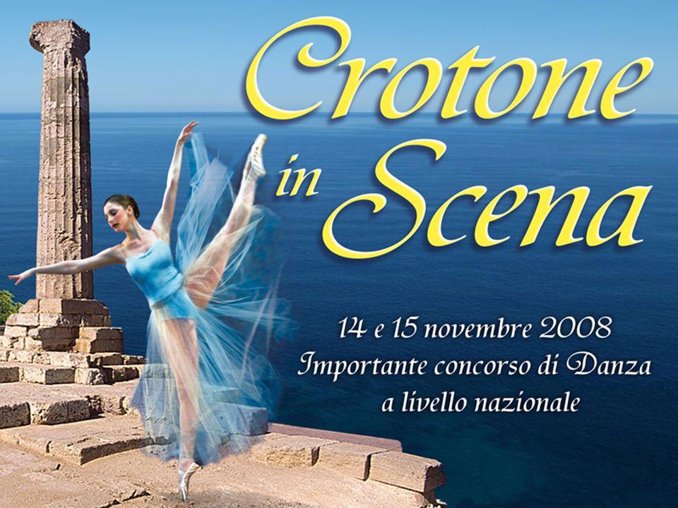 Lagenzia Irene Romano - Produzioni Creative e lo staff di www.DanzaDance.com hanno ideato questo importante evento per la città di Crotone.