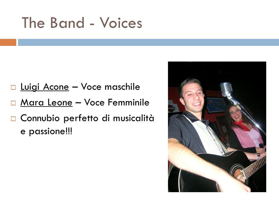 The Band - Piano Giampaolo Puzo - Piano Boogie woogie style – tra genio e follia!!!
