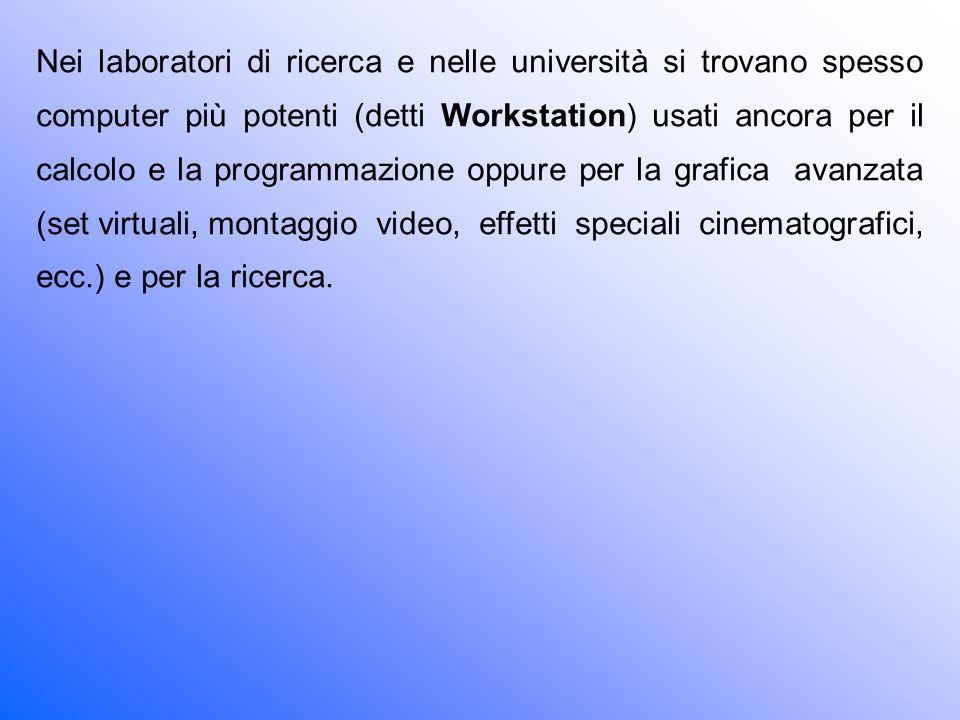 Software applicativo, come ad esempio i programmi di scrittura, di ritocco fotografico, gli antivirus, ecc.