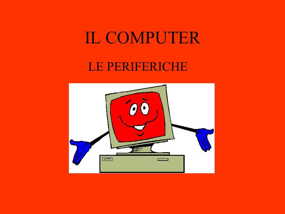 IL COMPUTER LE PERIFERICHE