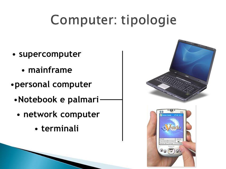 sono i normali computer da casa o da ufficio. Si usano per lo più come elaboratori di testo (word processor), per reperire o gestire informazioni (Int