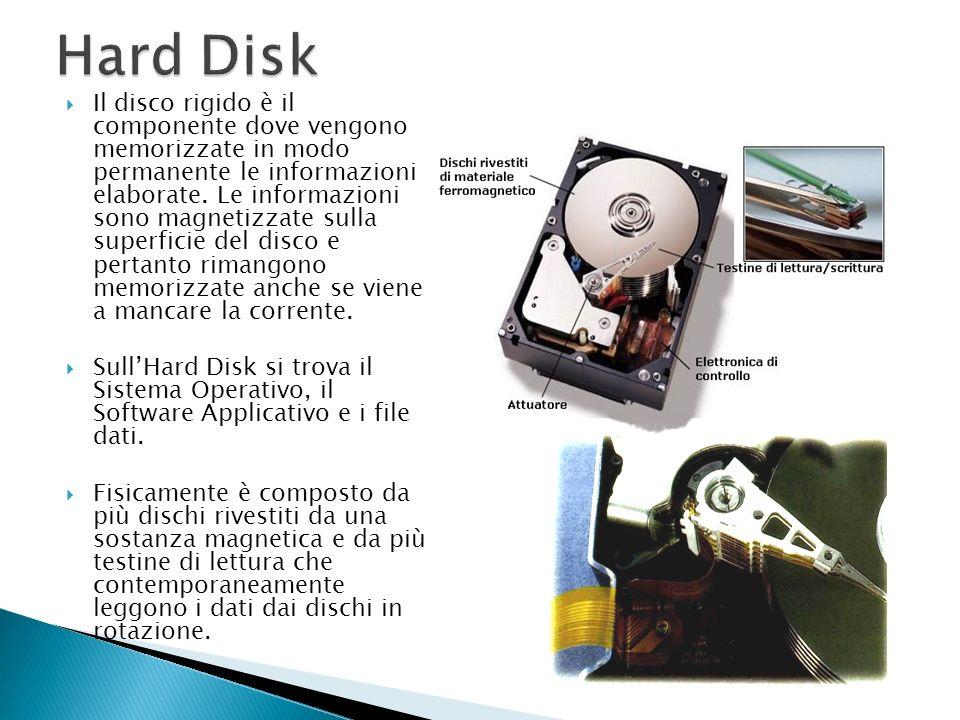Cultura tecnologica del progetto48 La memoria Cache è una memoria RAM che il microprocessore può accedere in modo più veloce rispetto alla memoria di