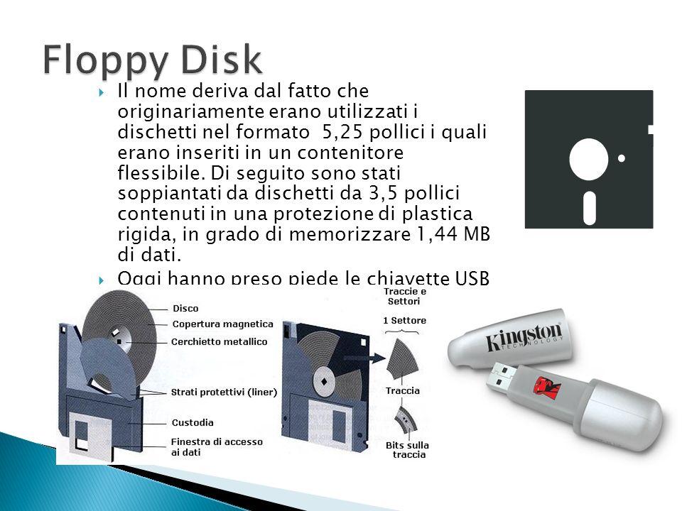 Una volta formattati i dischi il sistema operativo tiene traccia del posizionamento di ogni singolo cluster di dati sulle tracce dei dischi e guida il