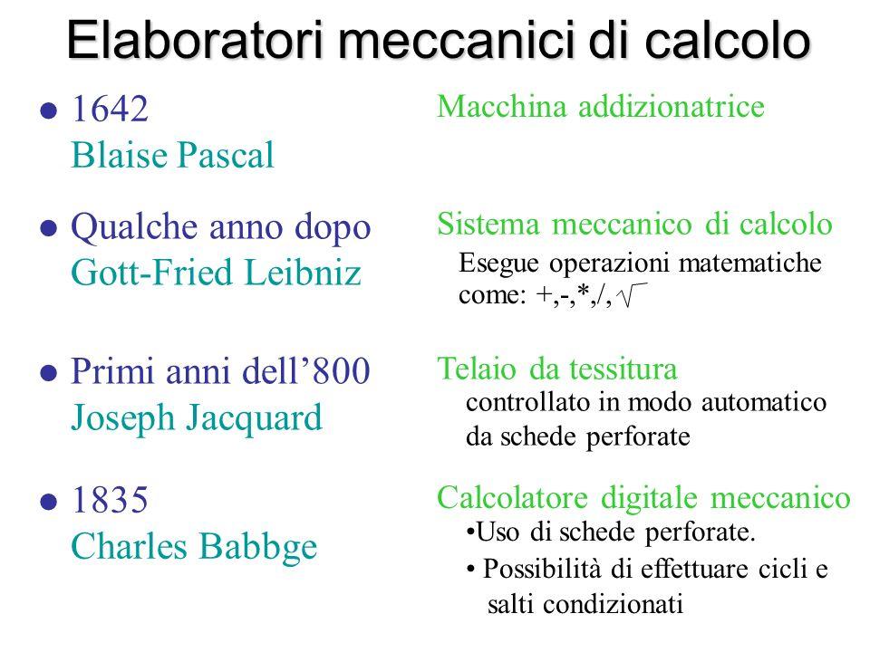Il primo strumento di calcolo 2000 anni a.c.