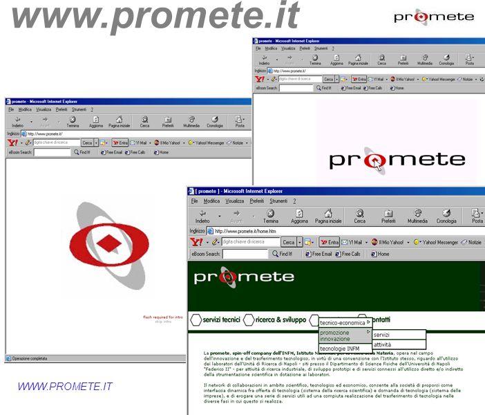 WWW.PROMETE.IT www.promete.it