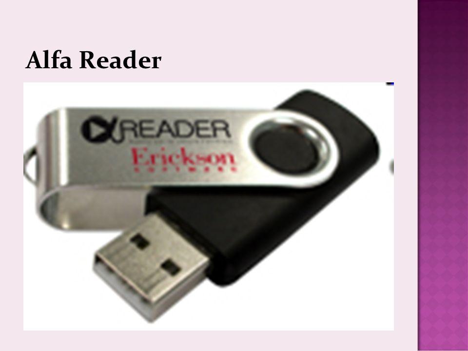 Alfa Reader