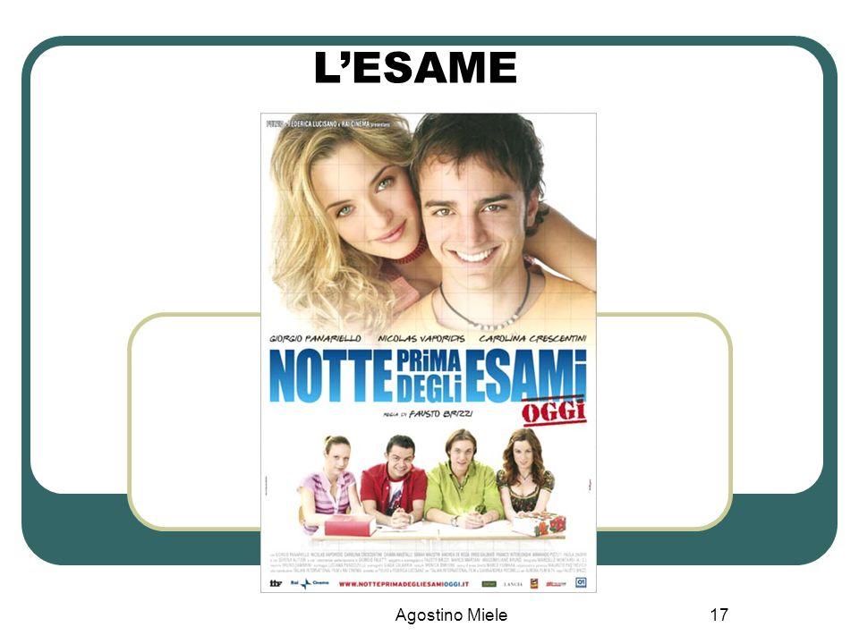 Agostino Miele LESAME 17