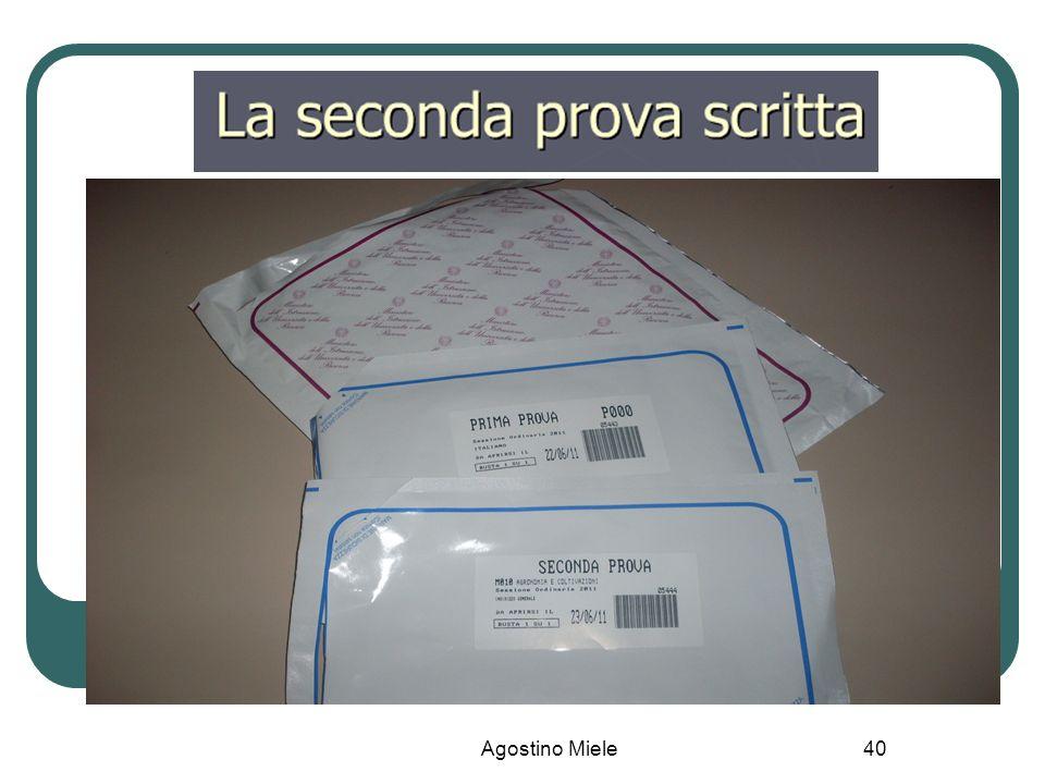 Agostino Miele40