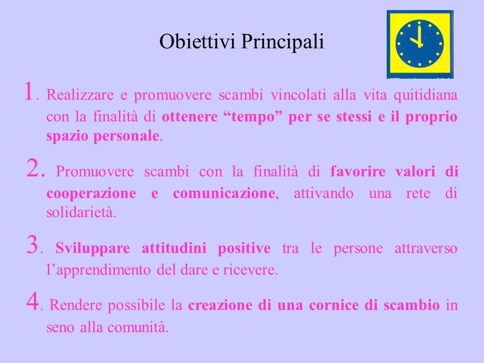 Obiettivi Principali 1.