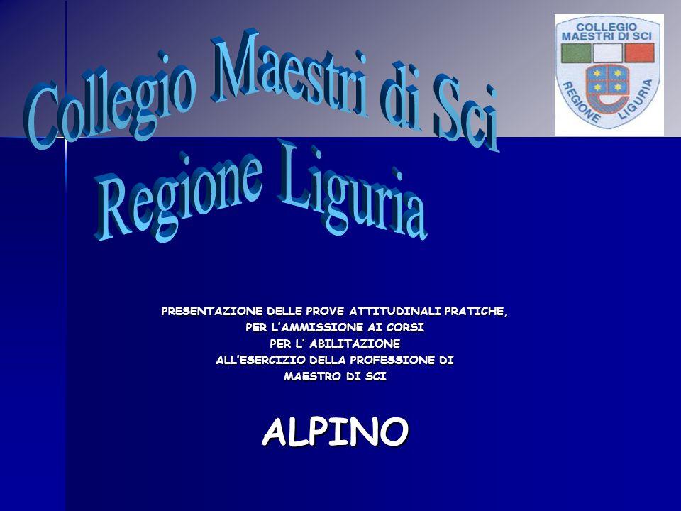 Identificazione delle Discipline 1.Sci Alpino 1. Sci Alpino 2.