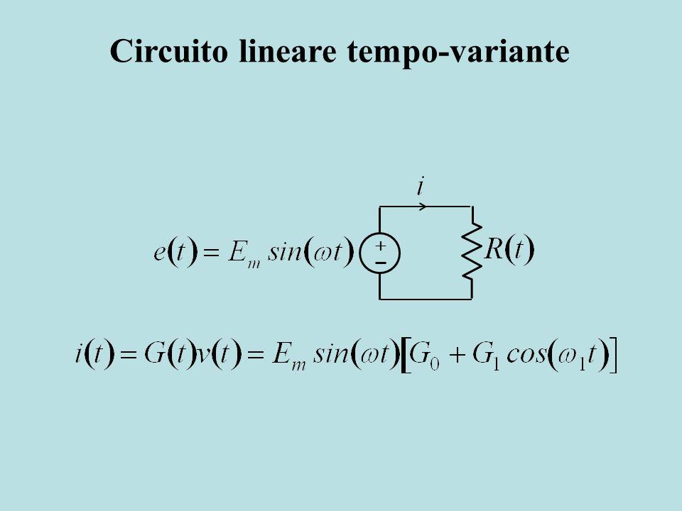 Circuito lineare tempo-variante