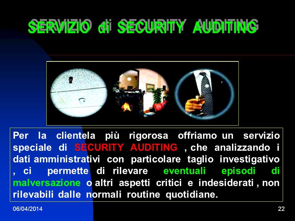 06/04/201421 I settori di applicazione. A
