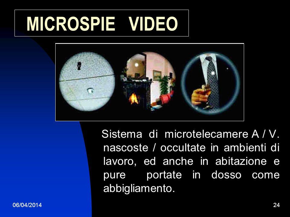 06/04/201423 DIFESA AZIENDALE da Spionaggio Industriale.