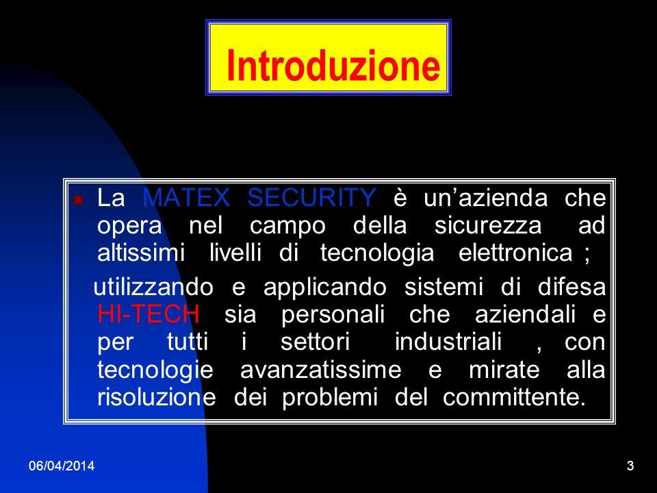 06/04/201413 I destinatari di queste informazioni sono: I responsabili dei trattamenti dati EDP.
