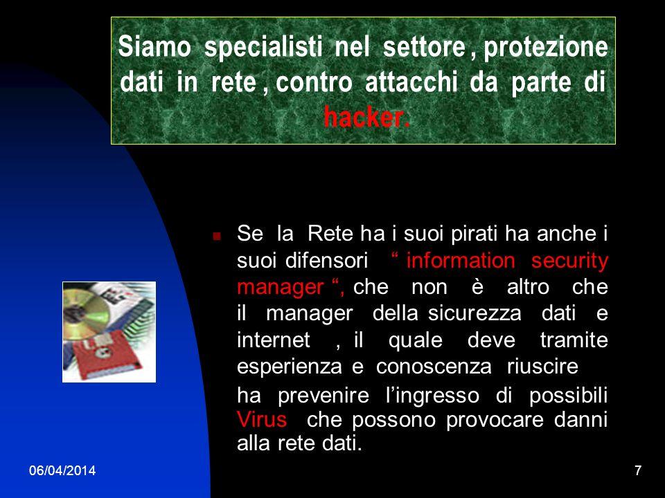 06/04/201437 Come Controllare e Bonificare le Vostre linee Telefoniche.