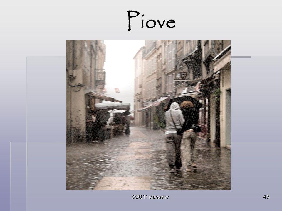©2011Massaro43 Piove