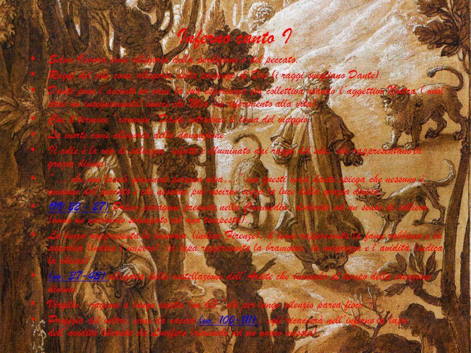 Inferno canto II Tempo: 8 Aprile 1300, venerdì santo, tramonto.