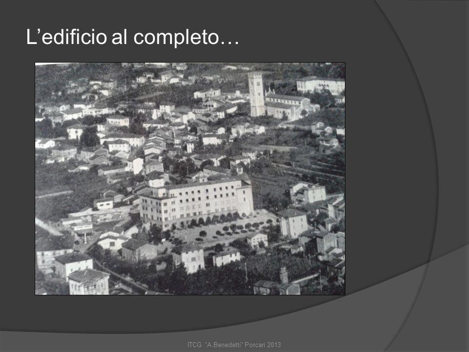 ITCG A.Benedetti Porcari 2013 …lex collegio Cavanis oggi…