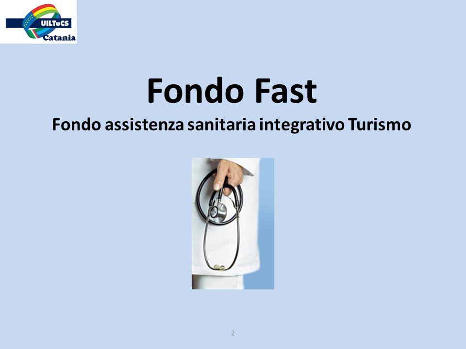 Fondo Fast Fondo assistenza sanitaria integrativo Turismo 2
