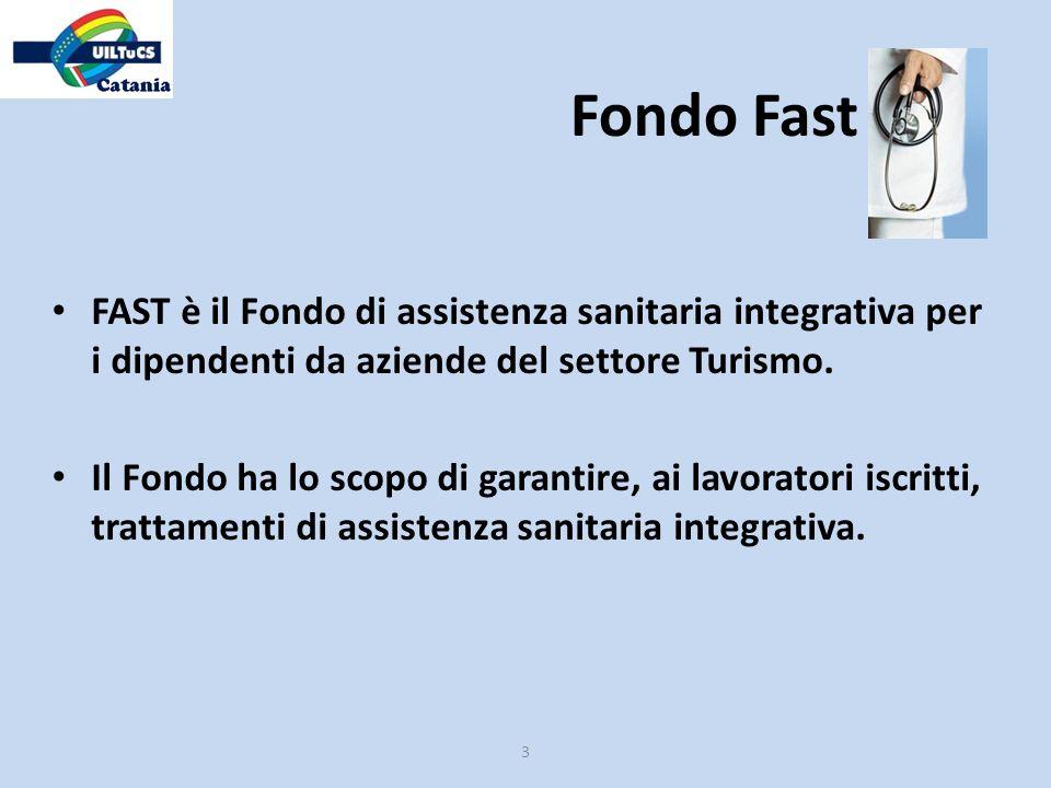 Il Fondo FAST è stato costituito in applicazione di quanto disposto dal Contratto Collettivo Nazionale di Lavoro per i dipendenti da aziende del settore Turismo sottoscritto nel 2003.