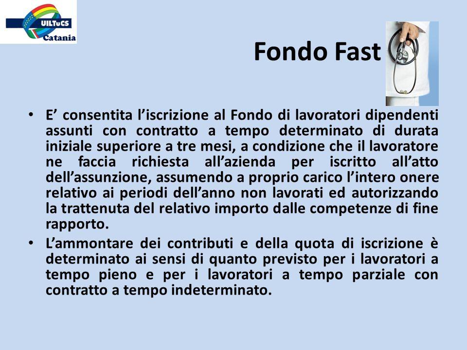 Strutture sanitarie convenzionate per Fondo Fast attraverso Unisalute Fondo Fast Solo una piccola parte