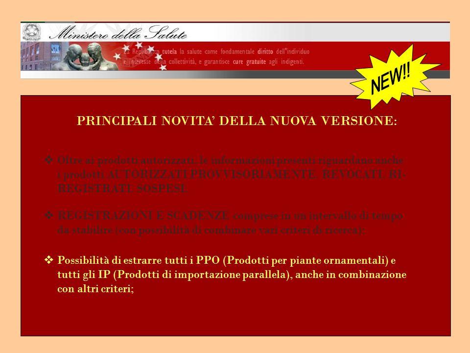Tiziana Pesaresi 06/59943636 t.pesaresi@sanita.it dav.fitosanitari.sanita.it