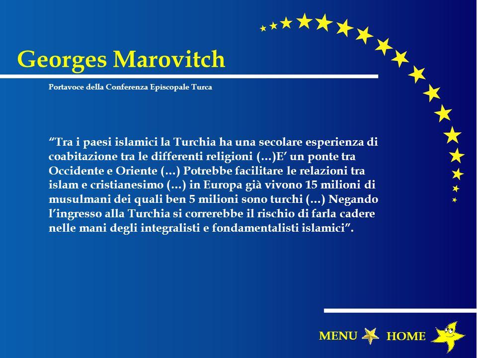 Portavoce della Conferenza Episcopale Turca Tra i paesi islamici la Turchia ha una secolare esperienza di coabitazione tra le differenti religioni (…)