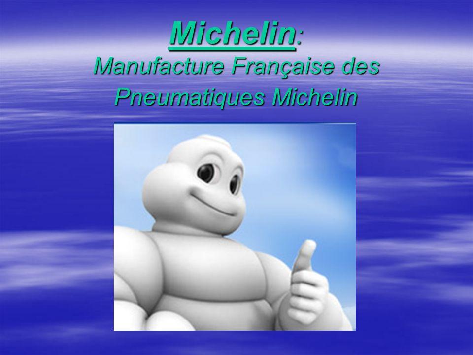 La Storia Fondata ufficialmente il 28 maggio 1889 dai fratelli Édouard e André Michelin a Clermont- Ferrand in Francia, le attività della Michelin erano in realtà iniziate già nel 1830 con la gomma vulcanizzata, prima di concentrarsi sui pneumatici per biciclette e successivamente per automobili.