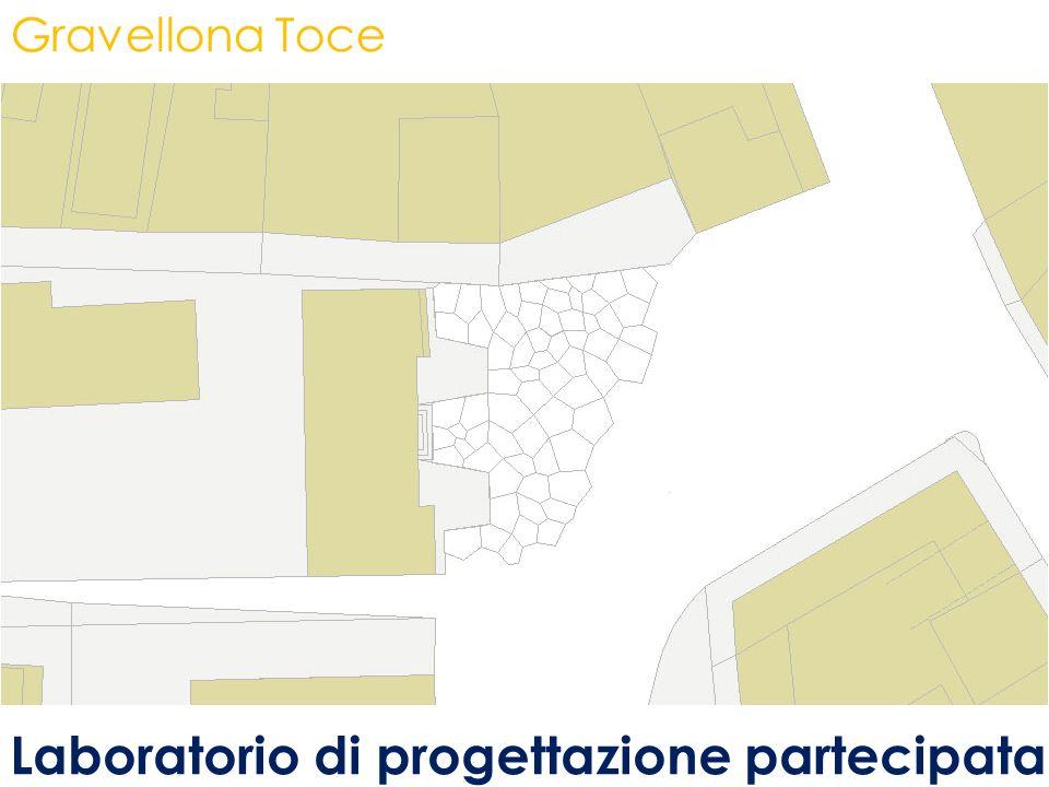 Laboratorio di progettazione partecipata Gravellona Toce