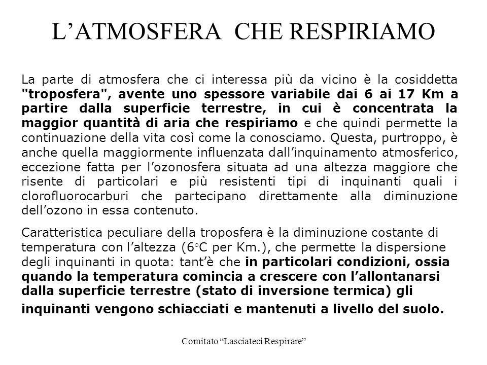 Comitato Lasciateci Respirare ALTRO ESEMPIO Autorizzazione alle emissioni in atmosfera n° 4641/EM rilasciata dalla Provincia di Padova alla ditta Cementeria di Monselice SpA ai sensi del DPR 203/88 (prot.