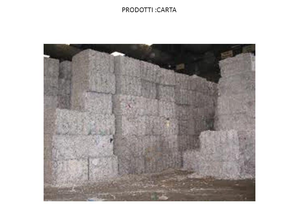 PRODOTTI :CARTA