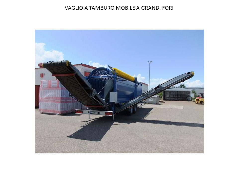 VAGLIO A TAMBURO MOBILE A GRANDI FORI