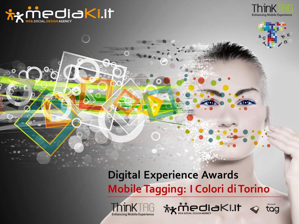 Digital Experience Awards Mobile Tagging: I Colori di Torino