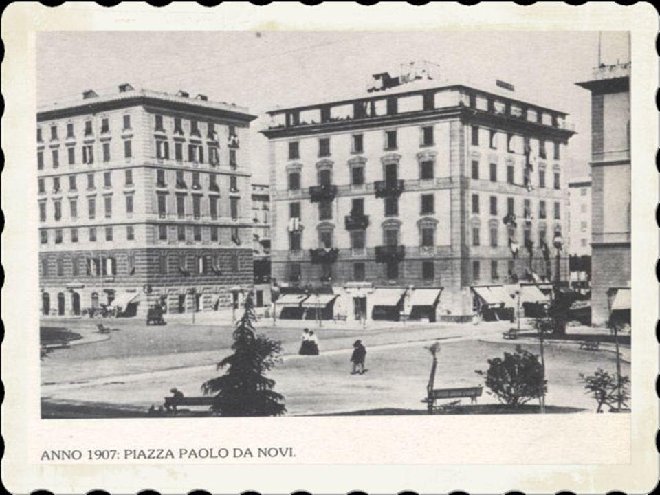 Il 7maggio 1890, il Municipio di Genova «ritenuto che la ditta Enrico Cravero & c. è disposta ad abbandonare il Cantiere della Foce e desidera che il