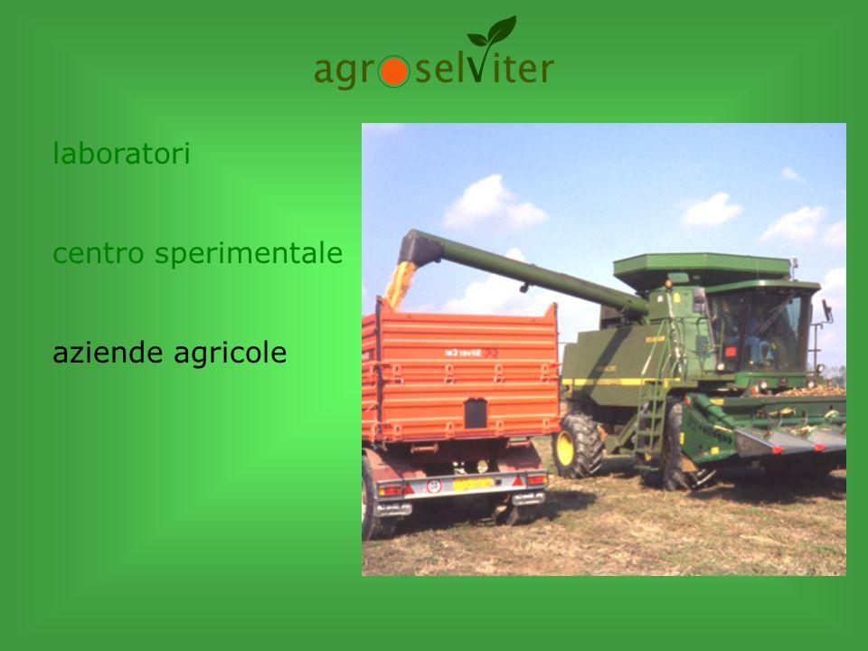 laboratori centro sperimentale aziende agricole