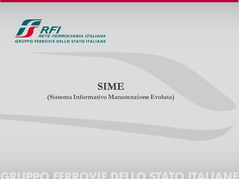 SIME (Sistema Informativo Manutenzione Evoluta)