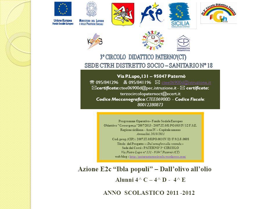 Regione Siciliana Assessorato Regionale dellIstruzione e della Formazione professionale Dipartimento Regionale dellIstruzione e della Formazione Profe