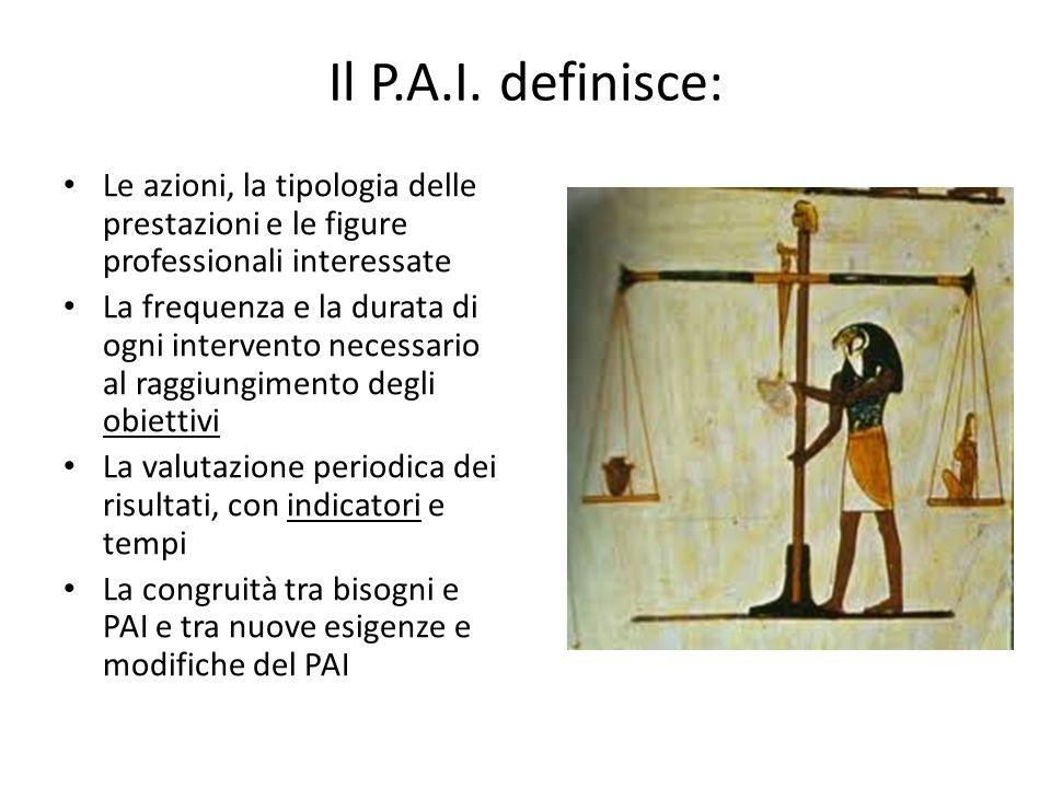 Il P.A.I.