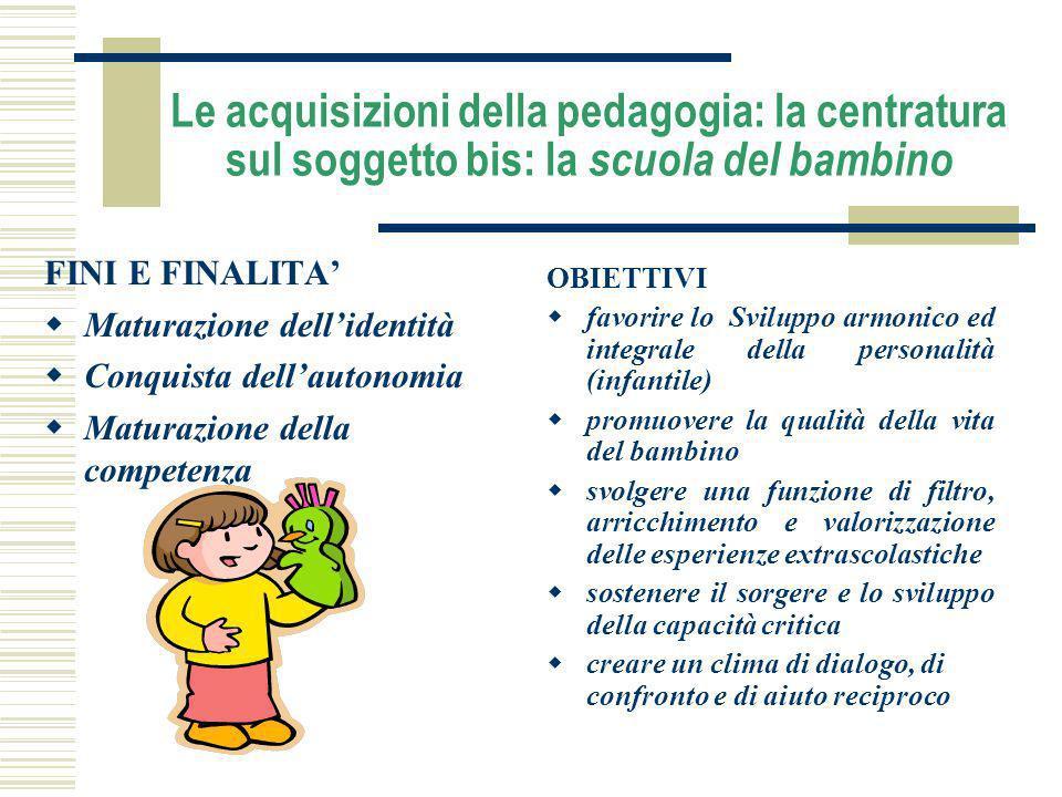 La scuola dellinfanzia mira a valorizzare i diversi patrimoni espressivi e comunicativi personali di ciascun bambino