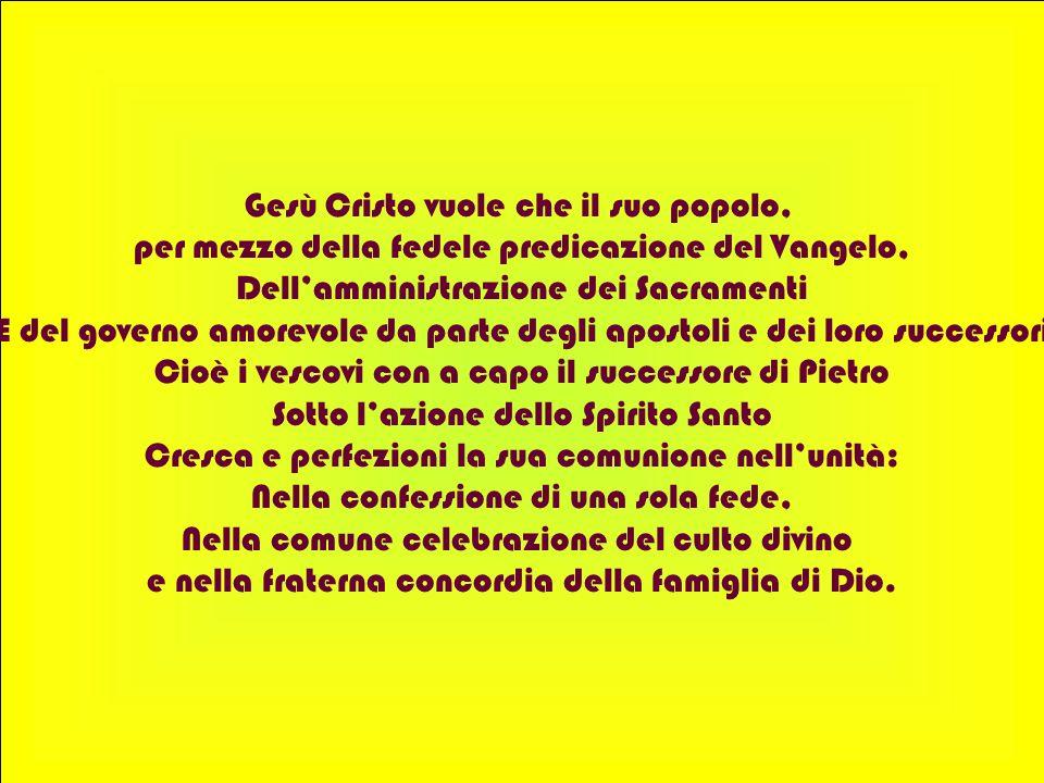 Unitatis Redintegratio Cap I: Principi cattolici sullecumenismo n.2: Unità e unicità della Chiesa -Il disegno del Padre: lunità del genere umano -La p